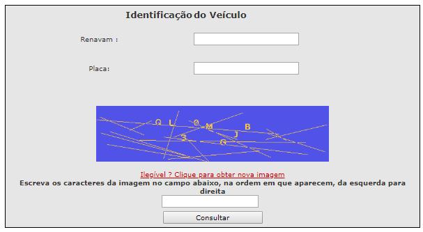 Consulta IPVA SP 2022