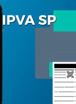 Boleto IPVA SP 2022